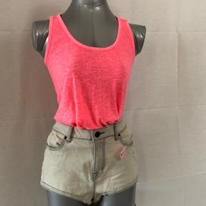 """NWT BDG shorts size 29"""" waist. Old Navy top small"""